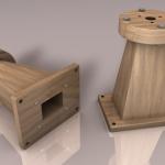 1 pouce Mep Alg 15800 300mm
